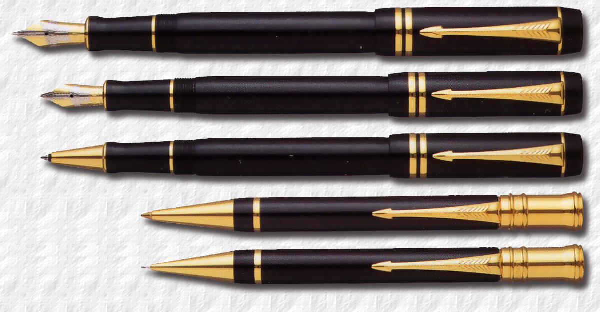 Parker Pens Penography Centennial International Duofold